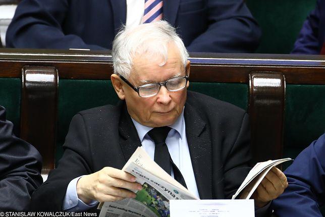 """Jarosław Kaczyński ulubionym """"wodzem"""" zagranicznych mediów"""