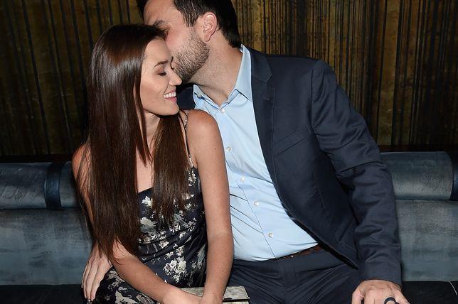 Jade Roper-Tolbert z mężem