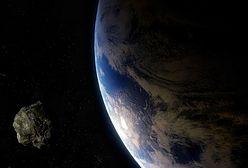 Asteroida Apophis. Uważano, że może uderzyć w Ziemię
