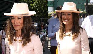 Młodsza siostra księżnej Kate jest fanką tenisa