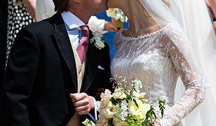 Lady Gabriella Windsor wyglądała pięknie na swoim ślubie