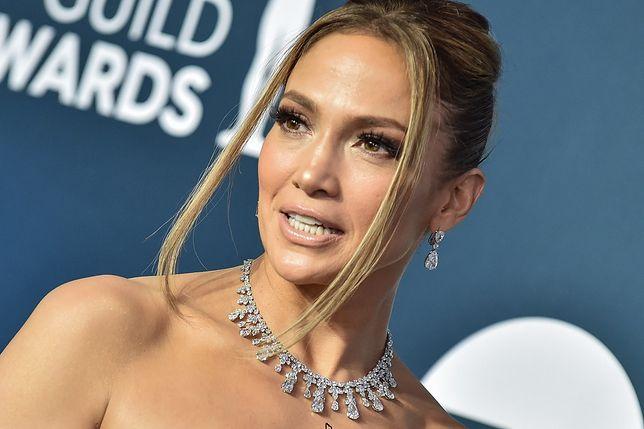 """Jennifer Lopez chce """"złamać"""" partnera?"""