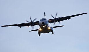 CASA C-295M z 8 Bazy Lotnictwa Transportowego