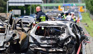Wypadek na A6 pod Szczecinem. Jest pomysł uhonorowania bohatera Ukraińca