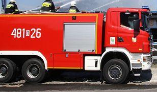 Tragiczny pożar w Pruszkowie. Nie żyje 16-latek