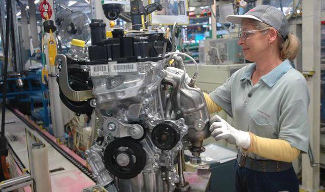 Toyota rozpoczyna w Polsce produkcję silnika do nowego Aygo