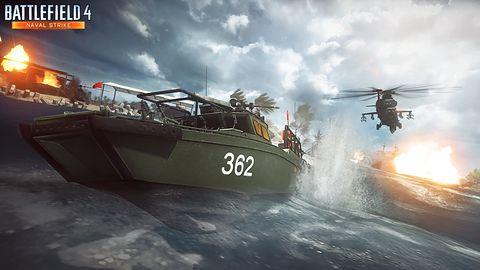 Nazwa kolejnego dodatku do Battlefield 4 nie kłamie
