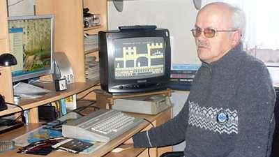 Wywiad z Henrykiem Karpowiczem, autorem gier na Atari