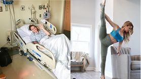 Znana joginka dostała udaru mózgu podczas ćwiczeń