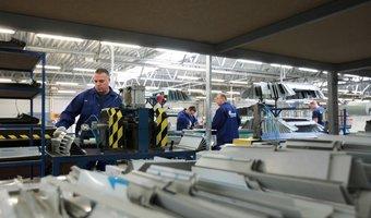 Pół tysiąca nowych miejsc pracy w Zimnej Wódce