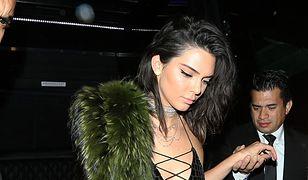 Kendall Jenner: tak chuda jeszcze nie była