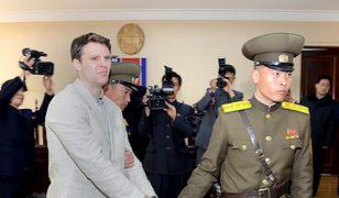 """Korea Północna uwolniła studenta z USA. """"Jest w śpiączce od ponad roku"""""""