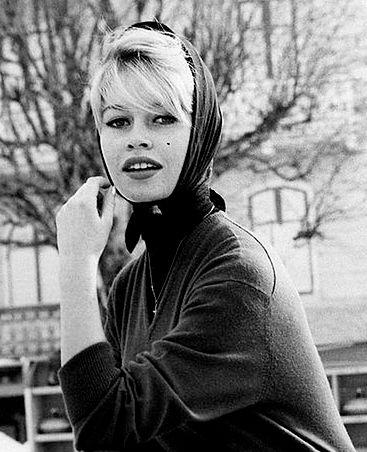 Brigitte Bardot była symbolem seksu