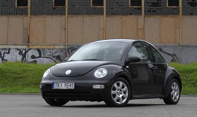 vw new beetle legenda na co dzie wp moto. Black Bedroom Furniture Sets. Home Design Ideas