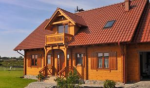 Jaki dach w projekcie gotowym?