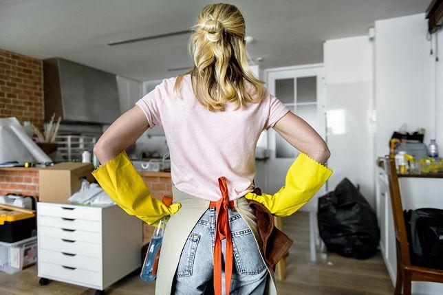 Młodzi ludzie chętnie zatrudniają sprzątaczki