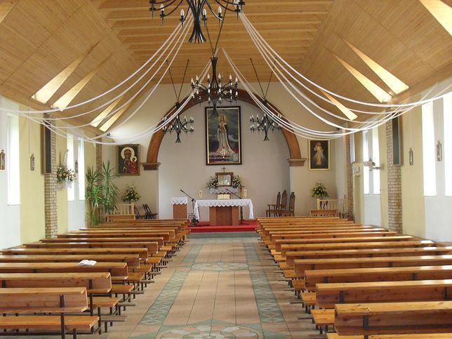 """Joga to """"zdrada Chrystusa i ciężki grzech"""". Ciekawe ogłoszenie w kościele w Szczecinie"""