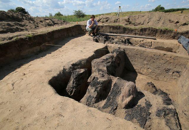 """Niezwykłe odkrycie archeologów. """"Pompeje"""" w Polsce"""