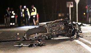 Sterdyń. 25-latek zginął w wypadku (zdj. ilustr.)