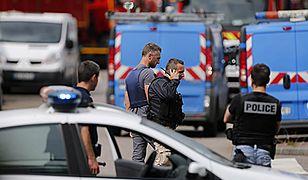 Antyterroryści we Francji zlikwidowali nożowników