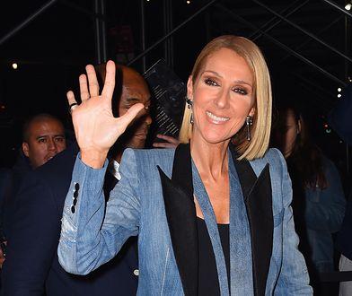 """Dlaczego Céline Dion jest taka szczupła? Gwiazda mówi, że to """"dobre geny"""""""