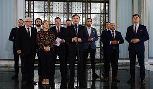 Solidarna Polska wywiera presję na PiS. Spór o kluczowe ustawy