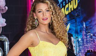 Blake Lively łączy role aktorki i matki.