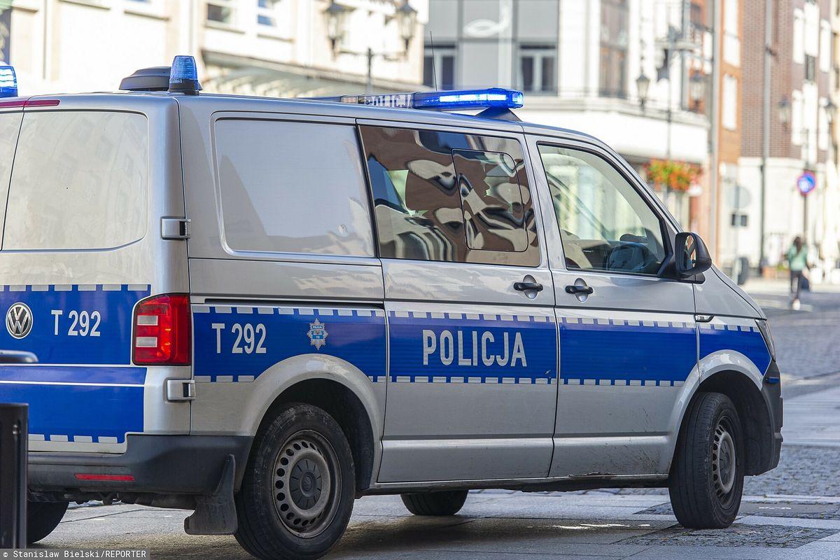Akcja łowców pedofili i policji w Poznaniu (zdjęcie ilustracyjne)