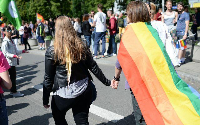 Parada Równości w Warszawie w 2016 r.