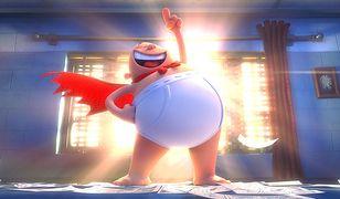 """Czy to ptak? Czy to samolot? Nie - to Kapitan Majtas! Zobacz polskie fragmenty nowej animacji twórców """"Kung Fu Pandy"""" i """"Madagaskaru"""" [WIDEO]"""