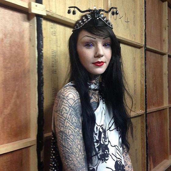 Grace Neutral, nowa gwiazda London Fashion Week