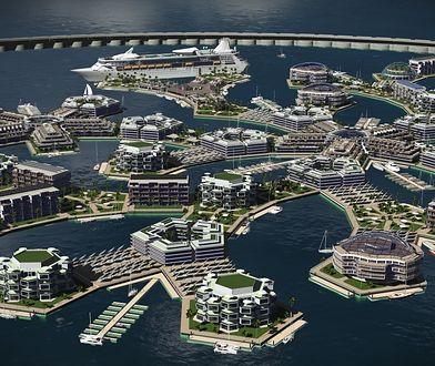 Według planu, pierwszy etap budowy ma zostać zrealizowany do 2020 r.