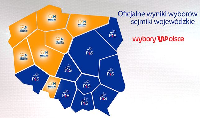 PKW podała oficjalne wyniki wyborów 2018