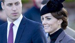 Kate Middleton w kraciastej garsonce Michaela Korsa