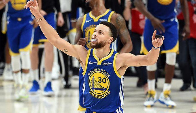 rozsądna cena najlepsza obsługa sklep NBA. Spięcie wielkich gwiazd. Stephen Curry kpi z Michaela ...