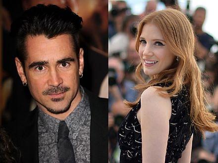 Jessica Chastain i Colin Farrell w nowym filmie - zobacz zwiastun