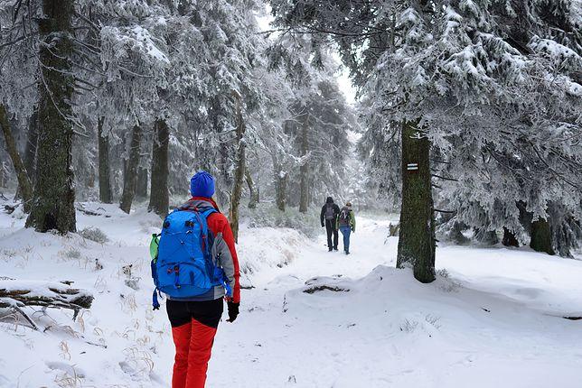 Zimą w górach w szczególny sposób należy dbać o bezpieczeństwo swoje i innych