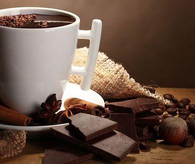 Kawa z nutą czekolady