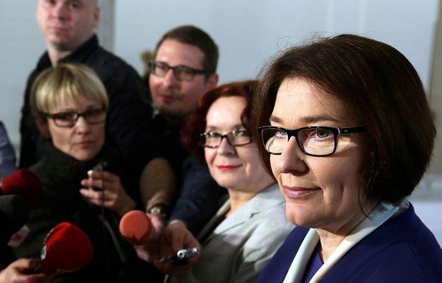 Beata Mazurek: nie ma decyzji PiS ws. zmian w ordynacji wyborczej