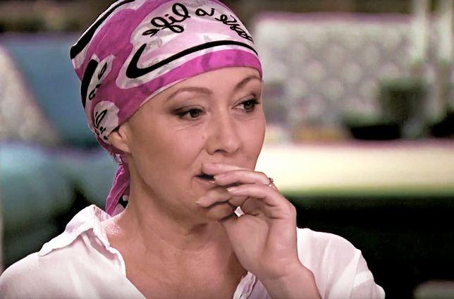 Shannen Doherty ma nawrót raka