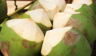 Woda kokosowa - nie tylko dla aktywnych