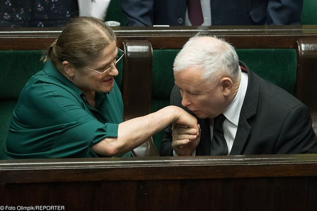 Krystyna Pawłowicz odchodzi z polityki. Może zostać sędzią Trybunału Konstytucyjnego