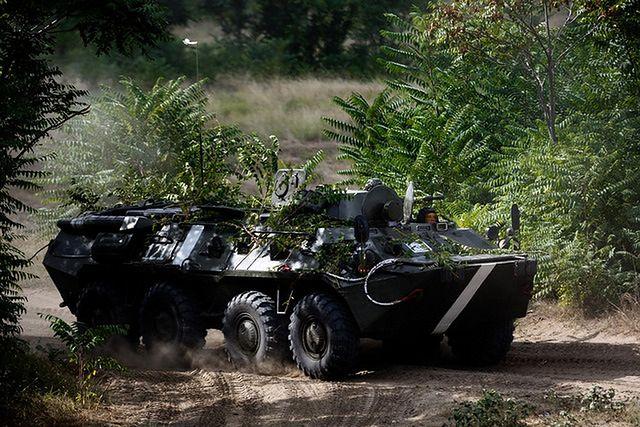 12 tys. żołnierzy na Kaukazie. Ćwiczenia czy pokaz siły?