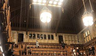 Obrady brytyjskiego parlamentu przerwane. Powodem... przeciekający dach