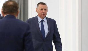 Rzecznik rządu: Marian Banaś jest niesprawiedliwy w swojej ocenie
