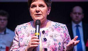 Beata Szydło twierdzi, że nagrody ministrom  i wiceministrom się należały