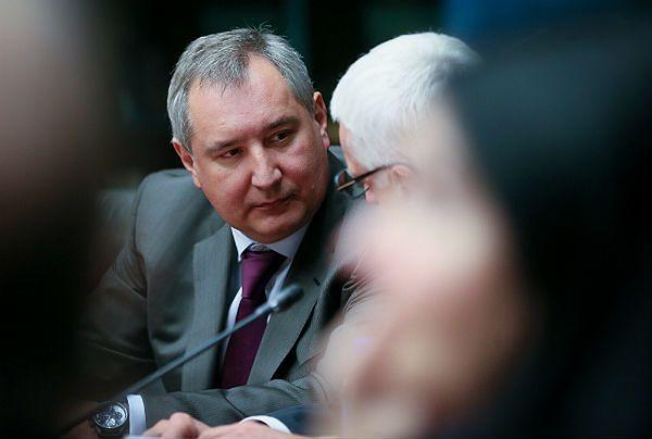 Wicepremier Dmitrij Rogozin: oni sądzą, że mogą nas ukłuć, ale popełniają strategiczny błąd