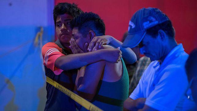 Meksyk. 23 osoby zginęły w pożarze w klubie nocnym