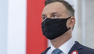 Polacy ocenili Andrzeja Dudę. Najnowszy sondaż