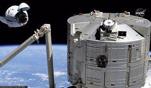 Kapsuła Dragon dotarła na Międzynarodową Stację Kosmiczną
